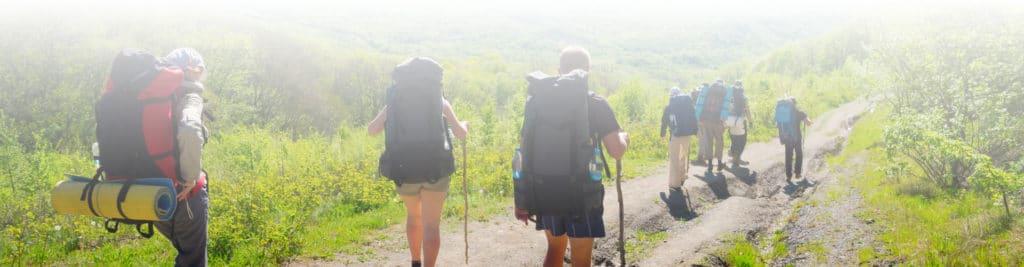 Séjours randonnées Escapade Vacances
