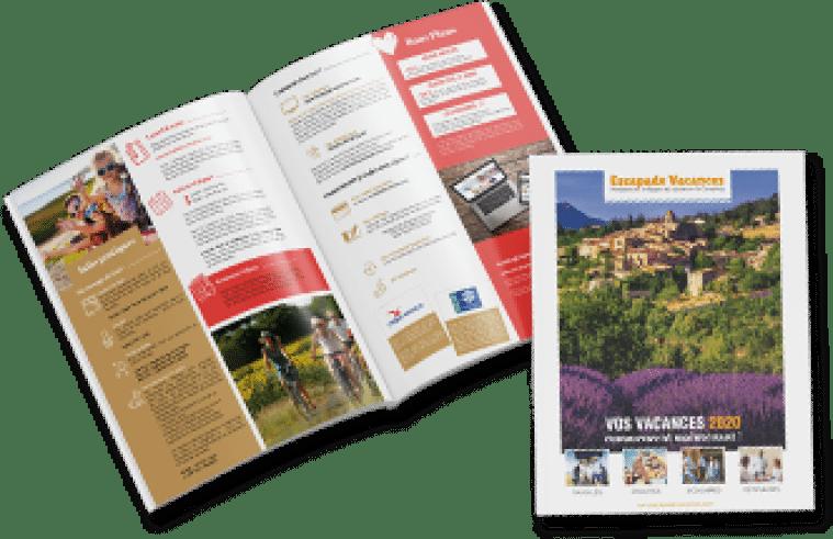 Brochure Escapade Vacances