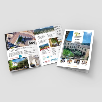 Brochure Le Cloître des Dominicains